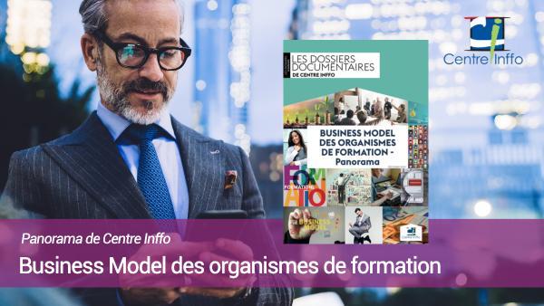 [Panorama] Business model des organismes de formation