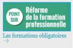 Les formations obligatoires et réglementaires : construire la qualification ?