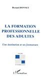La formation professionnelle des adultes