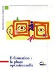E-formation : la phase opérationnelle