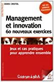 Management et innovation, 60 nouveaux exercices