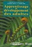 Apprentissage et développement des adultes