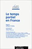 Le temps partiel en France