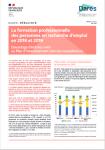 La formation professionnelle des personnes en recherche d'emploi en 2018 et 2019