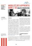Mobilité des apprentis dans l'UE : réalité et perspectives