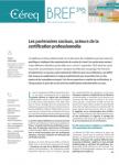Les partenaires sociaux, acteurs de la certification professionnelle