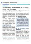 Cadres de certifications en Europe