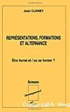 Représentations, formations et alternance