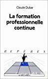 Formation professionnelle continue (La)