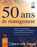 50 ans de management