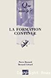 Formation continue (La)