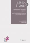 """Céreq études, n°33 - septembre 2020 - L'adaptation locale des diplômes : retours sur la mise en œuvre du plan """"500 nouvelles formations"""""""