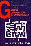 Guide de l'information en action sociale