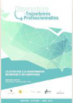 Les actifs face à la transformation des métiers et des compétences. Rapport d'étude