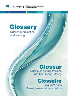 Glossaire : La qualité dans l'enseignement et la formation