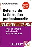 Réforme de la la formation professionnelle