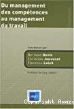 Du management des compétences au management du travail