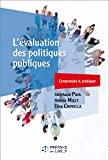 L'évaluation des politiques publiques