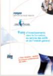 9 ans d'investissements dans la formation, au service des actifs et de l'intérêt général. FPSPP. Rapport de fin de mission