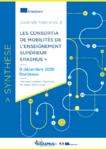 Les consortia de mobilités de l'enseignement supérieur Erasmus +