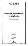 Formation, compétences et adaptabilité