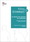 Céreq échanges, n°17 - avril 2021 - La réforme des instances de certification