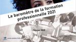 Le baromètre de la formation et de l'emploi 2021