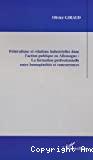 Fédéralisme et relations industrielles dans l'action publique en Allemagne