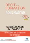 Conséquences du Covid 19 sur l'activité des prestataires de formation - mise à jour n° 3 du 10 juillet 2020