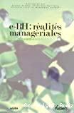 E-Rh réalités managériales