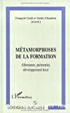 Métamorphoses de la formation