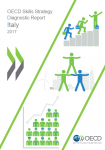 OECD Skills Strategy - Diagnostic Report : Italy 2017