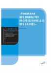 Panorama des mobilités professionnelles des cadres - édition 2015