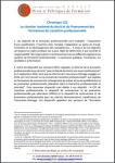 Le déploiement de la réforme de la formation professionnelle et de l'apprentissage par le dialogue social. Volet 1/3
