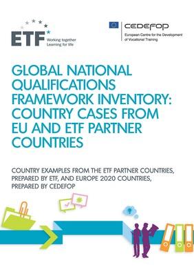 Global national qualifications framework inventory