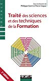 Traité des sciences et des techniques de formation
