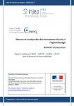Mesure et analyse des discriminations d'accès à l'apprentissage