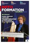 Inffo formation, n°940 - 15-31 mars 2018 - Muriel Pénicaud lance une transformation en profondeur de la formation (l'événement)