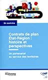 Contrats de plan Etat-région
