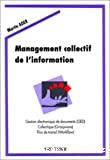 Management collectif de l'information