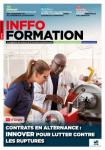 Inffo formation, n°934 - 15-31 décembre 2017 - Contrats en alternance : innover pour lutter contre les ruptures (à la une)