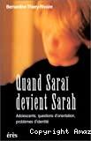 Quand Saraï devient Sarah