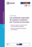 Les politiques régionales de soutien à l'insertion par l'activité économique
