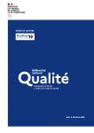 Guide de lecture - Référentiel national qualité mentionné à l'article L. 6316-3 du Code du travail. V6