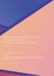 """Rapport et recommandations """"stratégie nationale pour un numérique inclusif"""""""