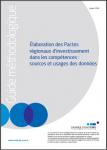 Élaboration des Pactes régionaux d'investissement dans les compétences