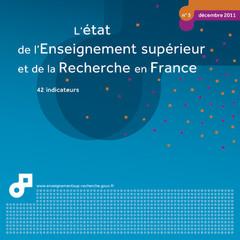 L'état de l'Enseignement supérieur et de la Recherche en France : 42 indicateurs