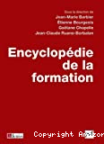 Encyclopédie de la formation