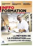 Inffo formation, n°1008 - 15-30 avril 2021 - Les métiers de la formation dans le souffle des réformes