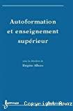 Autoformation et enseignement supérieur